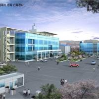 CM_영산강 홍수통제소 청사 신축공사(2007~2009)