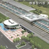 homepage_경춘선 복선전철 제 5공구 건설공사(2006~2011)